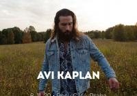 Avi Kaplan v Praze
