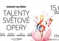 Talenty světové opery II