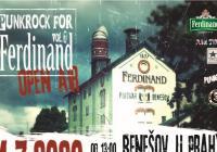 Punkrock for Ferdinand 2020 - Benešov