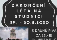 Zakončení léta na Černé Studnici