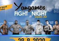 Yangames Fight Night 8 Open Air