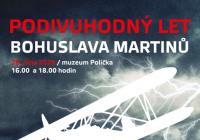 Podivuhodný let Bohuslava Martinů ve scénickém provedení