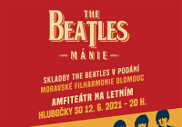 Beatles Mánie Open Air Koncert 2020 - přeloženo na 2021