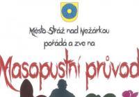 Masopust 2020 - Stráž nad Nežárkou