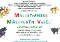 Malostranské masopustní veselí 2020 - Praha