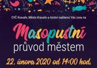 Masopust 2020 - Kravaře