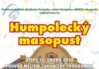 Masopust 2020 - Humpolec