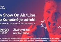 LIVE stream - Victory Show On Air/Line… aneb Konečně je pátek!
