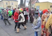 Masopust 2020 ve městě Varnsdorf