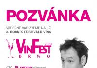 Vinfest Brno 2020