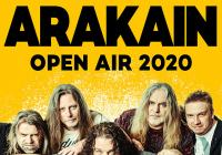 Arakain Open air - Předslav - Makov