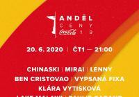 Ceny anděl 2020