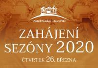 Zahájení sezóny 2020 na zámku Slavkov u Brna