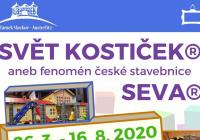 Svět kostiček aneb fenomén české stavebnice Seva