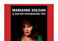 Marianne Solivan & Walter Fischbacher Trio – Jazzový koncert