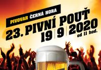 Pivní pouť Černá Hora