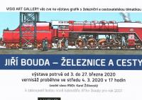 Jiří Bouda – Železnice a cesty