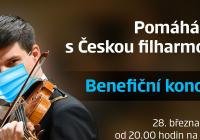 LIVE stream – Česká filharmonie