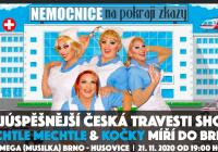 Nejúspěšnější česká travesti skupina v Brně