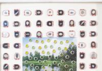 Běla Kolářová z cyklu Minigalerie