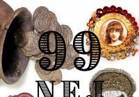 99 nej / výstava nejvzácnějších akvizic muzea