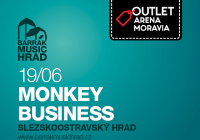 Monkey Business - BARRÁK Music hrad