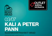 Kali a Peter Pann - BARRÁK Music hrad