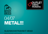 METAL!!! – Malignant tumour, Gutalax, SSOGE, Primary resistance a další