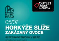 Horkýže slíže, Zakázaný ovoce - BARRÁK Music hrad