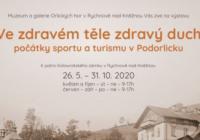Ve zdravém těle zdravý duch: počátky sportu a turismu v Podorlicku