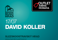 David Koller - BARRÁK Music hrad