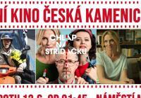 Letní kino Česká Kamenice – Chlap na střídačku