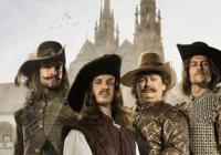 Letní scéna Městského divadla Brno 2020 - Tři mušketýři