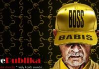Letní scéna 2020 - Boss Babiš