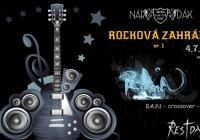 Rocková zahrádka v Nároďáku nr 1