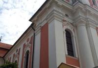 Kostel sv. Linharta, Kdousov