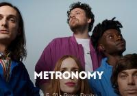 Metronomy v Praze - Přeloženo