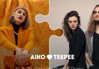 Fource Live: Aiko + Teepee - Střecha Radost