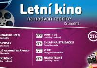 Letní kino - Kroměříž