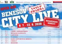 Benešov City Live 2020
