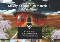 Konference Stavby z přírodních materiálů 2020