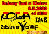 Dolany Fest 2020