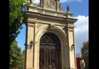Hrobka rodiny Liebiegů