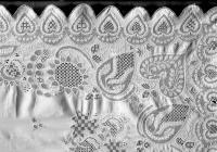 Vyšívané s láskou. Lidová ornamentika Plzeňska ve fotografii