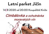 Cimbálovka Letní parket Jičín