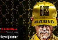 Boss Babiš - dramatizace bestselleru