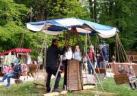 Tradiční pouť na hradě Valdštejn