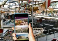 Národní technické muzeum - Milionový závod - Střední obtížnost