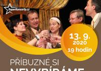 Příbuzné si nevybíráme - Kinosál Ústí nad Labem