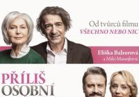 LIVE stream - Příliš osobní známost - Vaše Kino